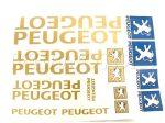 PEUGEOT  MATRICA KLT. PEUGEOT NAGY /ARANY/