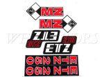 ETZ 250 MATRICA KLT. A/4
