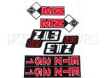 ETZ 251 MATRICA KLT. A/4