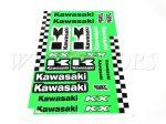 DECAL SET KAWASAKI /BIG/