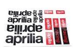 APRILIA  MATRICA KLT. APRILIA  FEKETE