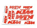 KTM  MATRICA KLT. KTM NARANCS